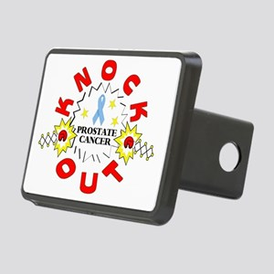 knockout-prostatecancer Rectangular Hitch Cover