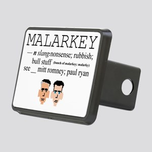 Malarkey Rectangular Hitch Cover