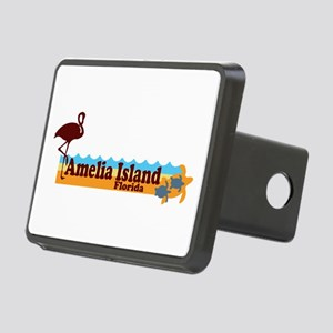 Amelia Island - Beach Design. Rectangular Hitch Co
