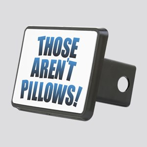 Those Aren't Pillows! Rectangular Hitch Cover