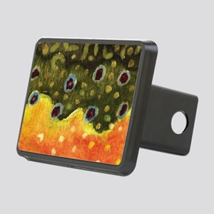 brook_skin_mouse Rectangular Hitch Cover