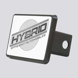 Hybrid Cars Rectangular Hitch Cover