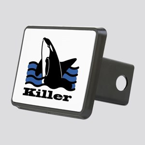Killer Whale Hitch Cover