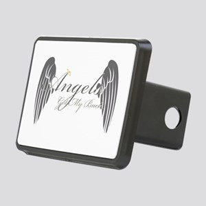 Angels Got My Back Hitch Cover