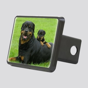 Rottweiler 9W025D-081 Rectangular Hitch Cover