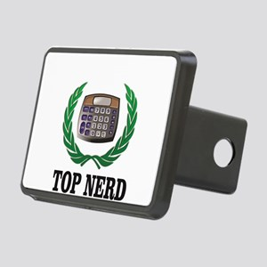 top nerd Rectangular Hitch Cover