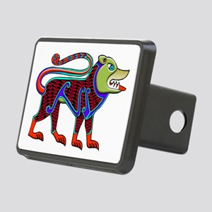 Armed to the teeth Rectangular Hitch Cover