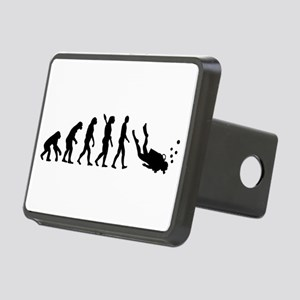Evolution Diving Rectangular Hitch Cover