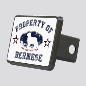Bernese Rectangular Hitch Cover