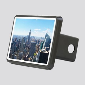 NYC Downtown Rectangular Hitch Cover