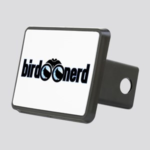 Bird Nerd Rectangular Hitch Cover