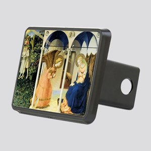 Fra Angelico The Annunciat Rectangular Hitch Cover