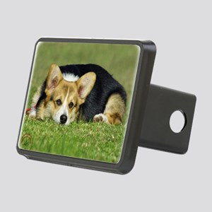 Welsh Corgi Pembroke 9M72D Rectangular Hitch Cover