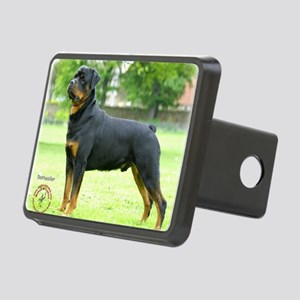 Rottweiler 8T039D-02 Rectangular Hitch Cover