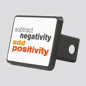 Subtract Negativity Add Positivity Rectangular Hit
