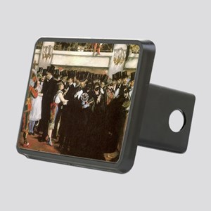 Masked Ball at the Opera b Rectangular Hitch Cover