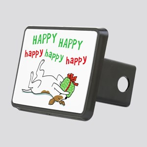 happyjrtCP2 Rectangular Hitch Cover