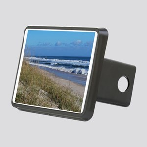 Beachfront Beauty Rectangular Hitch Coverle)