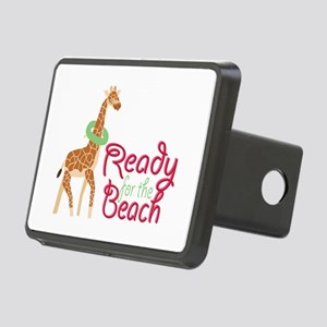 Ready For Beach Hitch Cover