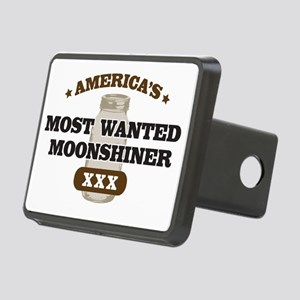 Most Wanted Moonshiner Rectangular Hitch Cover