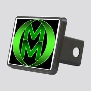 MoonMan Logo Hitch Cover