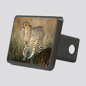 The Hunt Begins Rectangular Hitch Cover
