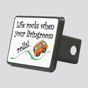 Life Rocks Hitch Cover