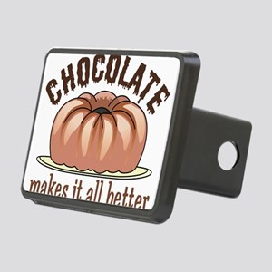 Chocolate makes it all better! Rectangular Hitch C