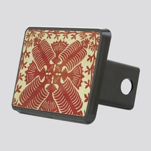 KahiliCard Rectangular Hitch Cover