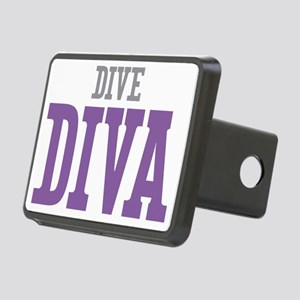 Dive DIVA Rectangular Hitch Cover