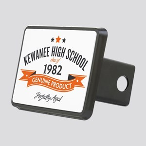 Kewanee High School - 30th Rectangular Hitch Cover