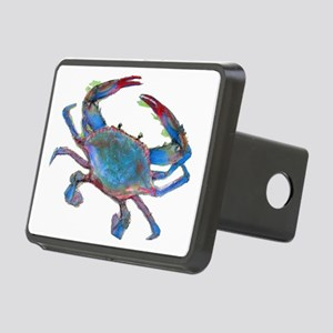 Chesapeake Bay Blue Crab Rectangular Hitch Cover