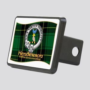 Henderson Clan Rectangular Hitch Cover