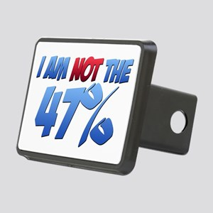 I Am NOT the 47% Rectangular Hitch Cover
