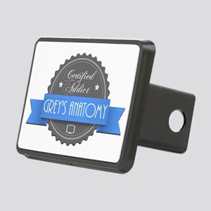 Certified Addict: Grey's Anatomy Rectangular Hitch