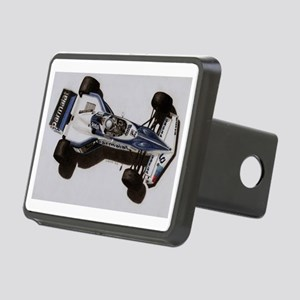 f1 Rectangular Hitch Cover