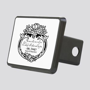 Mr Darcy Pride and Prejudice Rectangular Hitch Cov