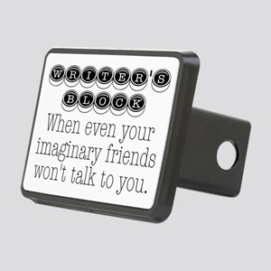 Writers Block Rectangular Hitch Cover