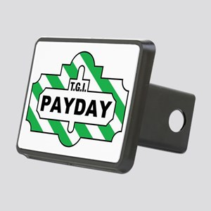 Payday Rectangular Hitch Cover