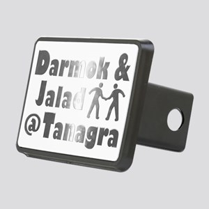 Darmok and Jalad at Tanagr Rectangular Hitch Cover