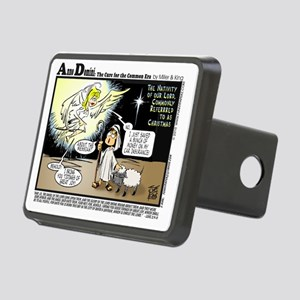 CHRISTMAS-ANGEL Rectangular Hitch Cover