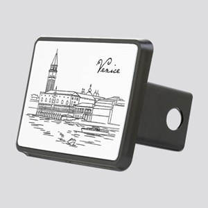 venice2 Rectangular Hitch Cover