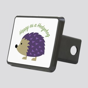 Happy As Hedgehog Hitch Cover
