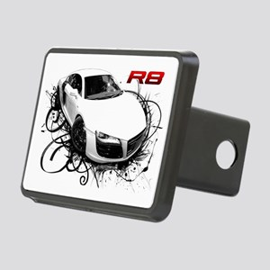 R8 Rectangular Hitch Cover