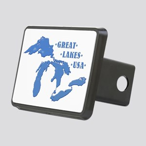 GREAT LAKES USA Rectangular Hitch Cover