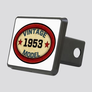 vintage-model-1953 Rectangular Hitch Cover