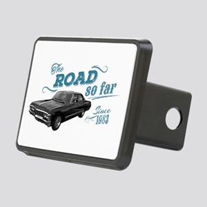 Supernatural - The Road so Rectangular Hitch Cover