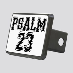 Psalm 23 Bible Verse Rectangular Hitch Cover