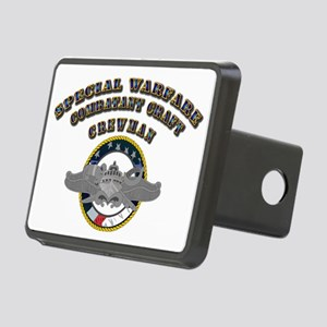 T-Shirt - Emblem - SWCCC B Rectangular Hitch Cover