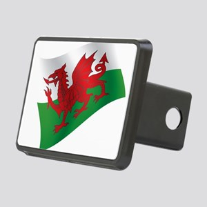 Welsh Flag Hitch Cover
